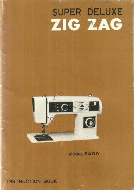 sewing machine manuals free download